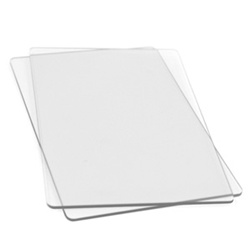 AllStar SuperStar Machine and Sizzix Accessory - Cutting Pad, Standard, 1 Pair