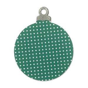 Ellison AllStar Die - Christmas Ornament