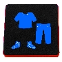 Ellison AllStar Die - Boy or Girl Figure, Shirt, Pants & Shoes