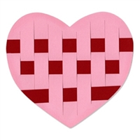 Ellison AllStar Die - Weaving Heart  - ELA10854