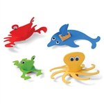 Sizzix Bigz Die Set - Floating Animals (4 Die Set)