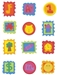 Sizzix Bigz Die Set - Badges (4 Die Set)- ELA11114