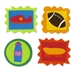 Sizzix Bigz Die Badge Icons