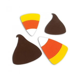 Originals Die - Chocolate Kisses - Candy Corn