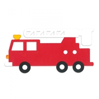 Fire Truck, Community, Hero, Emergency Vehicle