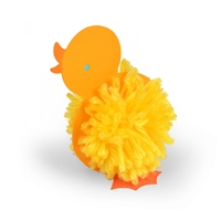Sizzix Originals Die - Pom-Pom Pal Duck