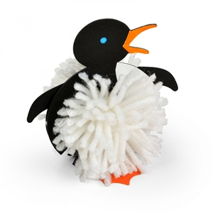 Sizzix Originals Die - Pom-Pom Pal Penguin
