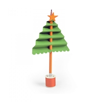 Sizzix Bigz L Die - Pencil Pal, Tree