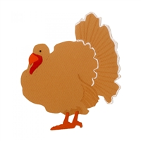 Sizzix Bigz Die - Turkey