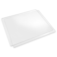 Big Shot Pro/SuperStar Excel Accessory - Cutting Pad, Standard Pro, 1 Pair