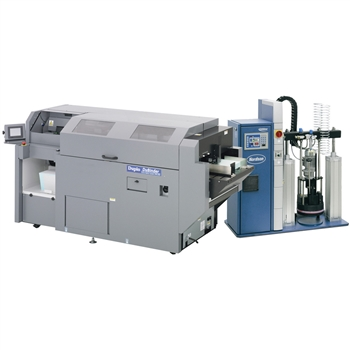 Duplo DPB-500 PUR Perfect Binder