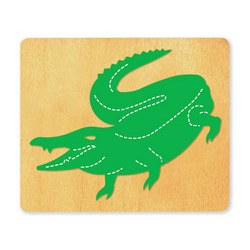 Ellison SureCut Die - Alligator #2 - Large