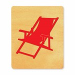 Ellison SureCut Die - Beach Chair #2 - Large