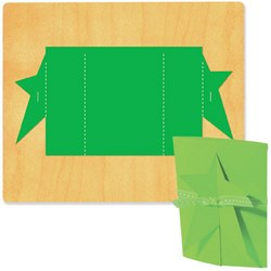 Ellison SureCut Die - Card, Star Folded - Extra Large