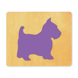 Ellison SureCut Die - Dog, Scottie - Large
