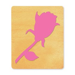 Ellison SureCut Die - Flower, Rose #1 - Large