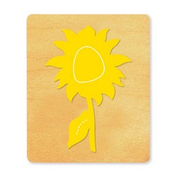 Ellison SureCut Die - Flower, Sunflower - Large