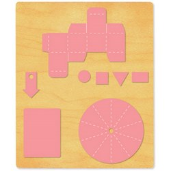 Ellison SureCut Die - Game Pieces - Extra Large