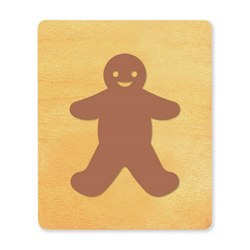 Ellison SureCut Die - Gingerbread Man - Small