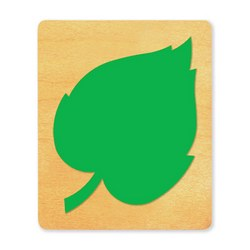 Ellison SureCut Die - Leaf, Birch - Small