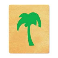 Ellison SureCut Die - Palm Tree #1 - Extra Large