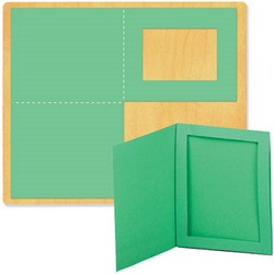 Ellison SureCut Die - Picture Frame, Fold-Up - Extra Large