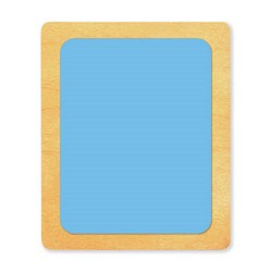 Ellison SureCut Die - Picture Frame Back #1 - Large