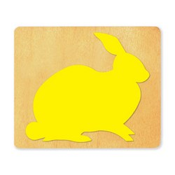 Ellison SureCut Die - Rabbit #1 - Small