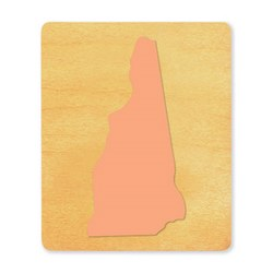 Ellison SureCut Die - State of New Hampshire - Large
