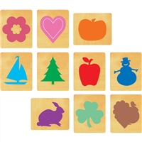 Ellison SureCut Die Set - Holiday (10 Die Set) - Small