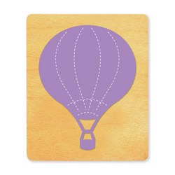 Ellison SureCut Die - Balloon, Hot Air - Extra Large
