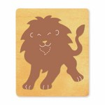 Ellison SureCut Die - Lion, Playful - Large