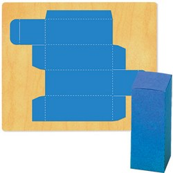 Ellison SureCut Die - Rectangle 3-D - Extra Large