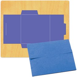 Ellison SureCut Die - Envelope, CD Holder - Extra Large