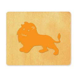Ellison SureCut Die - Lion  - Small