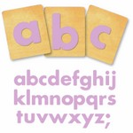 Ellison SureCut Die Set - Fruit Smoothie Lowercase Letters