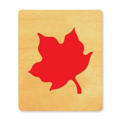 Ellison SureCut Die - Leaf, Maple  - Large