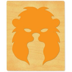 Ellison SureCut Die - Mask, Lion  - Extra Large