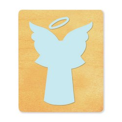 Ellison SureCut Die - Nativity Costume, Angel  - Large