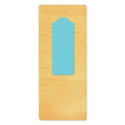 Ellison SureCut Die - Bookmark, Scallop - Double Cut