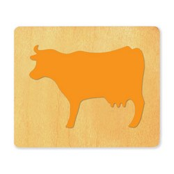 Ellison SureCut Die - Cow  - Small