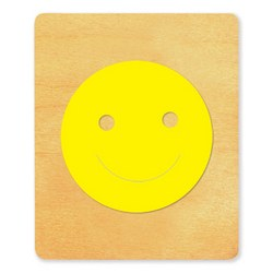 Ellison SureCut Die - Happy Face  - Large
