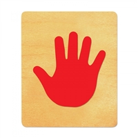 Ellison SureCut Die - Handprint, Child  - Large