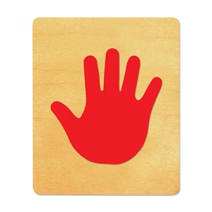 Ellison SureCut Die - Handprint, Child  - Small