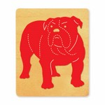 Ellison SureCut Die - Dog, Bulldog #2 - Large