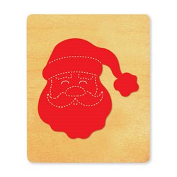 Ellison SureCut Die - Santa Head  - Large