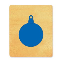Ellison SureCut Die - Christmas Ornament  - Extra Large
