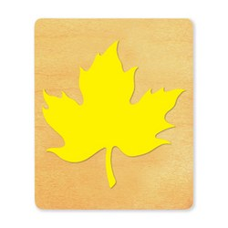 Ellison SureCut Die - Leaf, Maple #2 - Extra Large