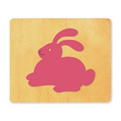 Ellison SureCut Die - Rabbit #8 - Large