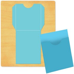 Ellison SureCut Die - Envelope, Pocket - Extra Large